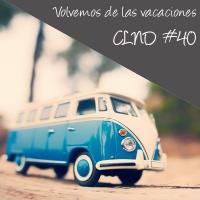 CLND 040 Volvemos de las vacaciones