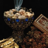 Gold Frankincense & Myrrh Meditation