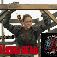 Kicking it in the Kingdom with Kerry Cahill (Dianne) from The Walking Dead
