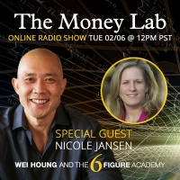 """Episode 49 - """"Turning Setback Into Stepping Stones For Success"""" with guest Nicole Jansen"""