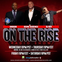 On The Rise Radio July Style