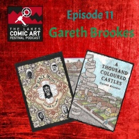 Episode 11- Gareth Brookes