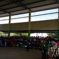 Asamblea Docente en San Félix