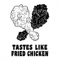 Tastes Like Fried Chicken