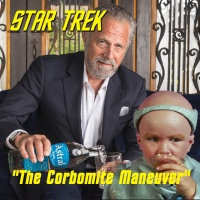 """Season 2, Episode 16: """"The Corbomite Maneuver"""" (TOS) with David R. George III"""