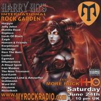 Harry Ho's intern. Rock Garden 24.06.2017