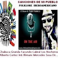 CANCIONES DE MI PUEBLO Latin American Music