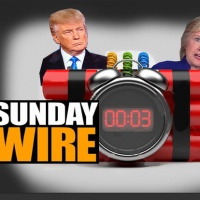 Sunday Wire EP #159 - 'Tick-Tock USA' with guests Dr Marcus Papadopoulos, Basil Valentine