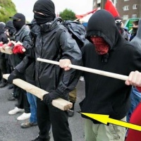 Antifa's Violence Is Unacceptable! I disavow them.