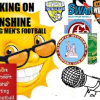 TALKING ON SUNSHINE ( Talking Premier and Premier Reserves Football on The Sunny Coast )