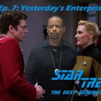 "Season 1, Episode 7: ""Yesterday's Enterprise"" (TNG) with Ryan Richards"