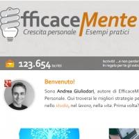 174- Intervista ad Andrea Giuliodori: il potere della tigna...per raggiungere i tuoi obiettivi