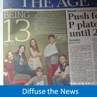 Diffuse the News
