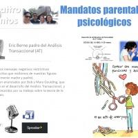 Mandatos parentales Psicológicos