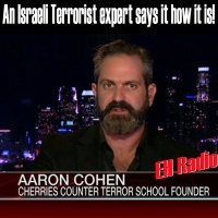 Morning moment Aaron Cohen London Terror attack Part #2 June 12 2017