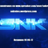 Noticias resumen 19-05-17