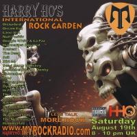 Harry Ho's intern. Rock Garden 19.08.2017