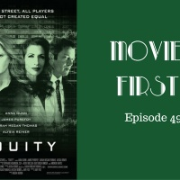 'Equity' - Movies First with Alex First & Chris Coleman Episode 49