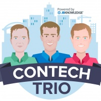 ConTechTrio 67: AR/VR for Construction with Ric Khan from Mortenson Construction and Tech You Should Try - the Amazon Echo!