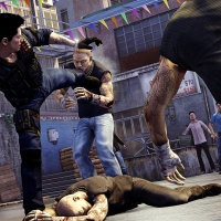 Backlog Busting Project #3:  Sleeping Dogs, Front Mission 3, Conker's Bad Fur Day