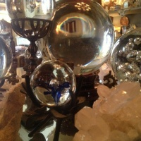 Encounters of the Strange Kind...crystals..runes..crystal balls..