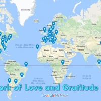 Thank you to be part of this beautiful network of Love and Gratitude :)