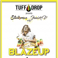 Stalloman aka Junior V live at BlazeUp Party Perugia