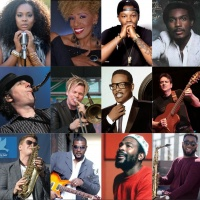 A Smooth Jazz Mix - (feat. Aziza Miller)