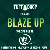 Qael live per #Blazup Party Little Italy Hostel