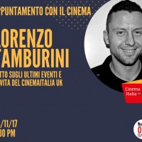 LORENZO TAMBURINI E LE NOVITA' DEL CINEMAITALIA UK - L'incontro con Colin Firth  e il suo nuovo film incredibile