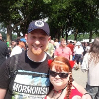 Atheists on Air: Beyond the Trailer Park Ep. 112: More Mormon Mania with Bryce Blankenagel