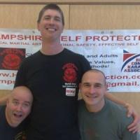#13 Ian Rand - Hampshire Self Protection