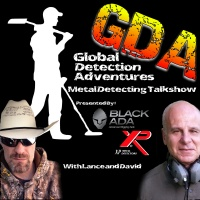 "Episode 17: Black ADA, Gary Fenn ""Heavy Metal Detecting"" and Sean Woods of Miners Mark"