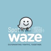 Waze te guía y Spotify pone la música 🚘