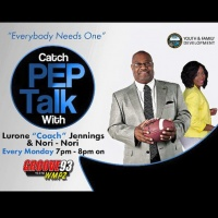 PEP Talk w/Coach Jennings