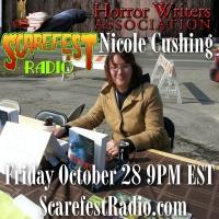 Nicole Cushing: Horror Writers Association SF10 E2