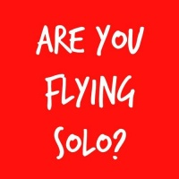 Flying Solo-Not the Lonely Hearts Club