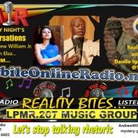 REALITY BITES-Talk Radio Show-NEWS FEED_CONVERSATION with Andrew Williams Jr...