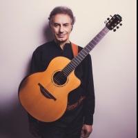 Guitar Virtuoso Pierre Bensusan