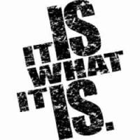 It Is What It Is F$@k It