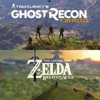 5x02 Tom Clancy's Ghost Recon Wildlands y The Legend of Zelda Breath of the Wild