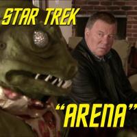 """Season 2, Episode 12: """"Arena"""" (TOS) with Dayton Ward"""