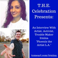 Interview with Artist, Activist, and Trouble Maker Irmina