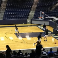 Spring Woods Tigers vs Dekaney Wildcats Bi-District Boys Basketball Game