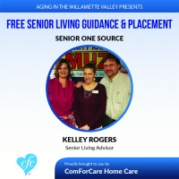 12/27/16: Kelley Rogers from Senior One Source on Aging In The Willamette Valley with John Hughes from ComForCare