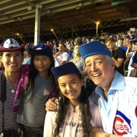 "Special Guest: Scott Simon Author of ""My Cubs A Love Story""."