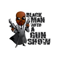 Black Man With A Gun Show