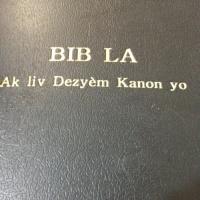 BIB LA (Pawòl Bondye an ayisyen)