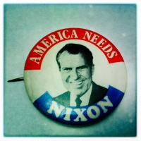 Woodrow Wilson and Richard Nixon
