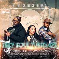 THE JDI EXPERIENCE -SEXY SOUL TUESDAY